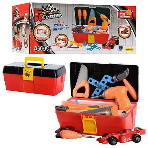Набор инструментов в чемодане  32,5-14,5-17,5см, фото 2