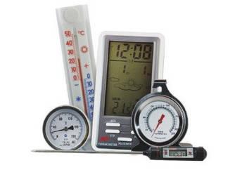 Термометри, Гігрометри, Вологоміри, Стеклоприборы