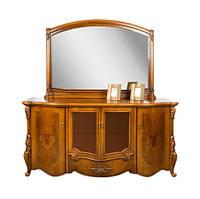 Буфет Arcadia 8627 с зеркалом - Евродом