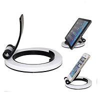 Универсальный 160 ° вращающийся стол стенд держатель для смартфонов таблетки КПК
