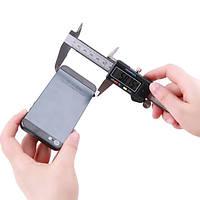 ЖК-монитор 150-миллиметровый электронный цифровой микрометр кронциркуля верньера guage