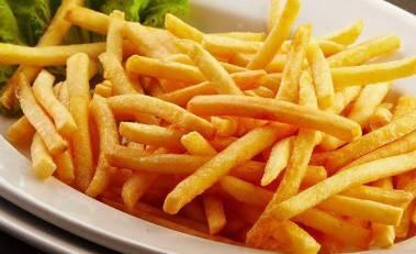 Картопля фрі соломка 7 мм Клас В по 2,5 кг, Aviko