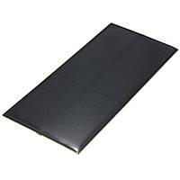 5V 1.5W монокристаллического 150 мм x 69 мм 300мА мини-солнечные фотоэлектрические панели