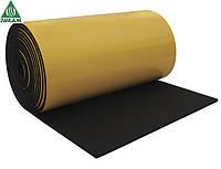 Утеплитель из вспененного каучука PA-FLEX самоклеющийся толщина 13 мм