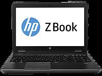 Ноутбук HP ZBook15/i7-4700MQ/8Gb/320+128SSD/nVidia K1100M