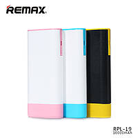 УМБ Remax Youth Series RPL-19 Power Bank 10000mAh black
