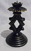 Подсвечник кованый на одну свечу