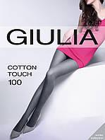 Колготки теплые GIULIA Cotton Touch 100 New