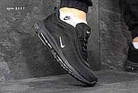 Кроссовки  Nike Air Max 97 мужские кроссовки черные