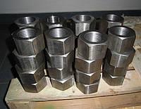 Гайка М10 ГОСТ 9064-75 класса прочности 8.0, фото 1