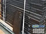 Техпластина (ЛОПАТУ) на Відвал / Скребки гумові для снігоприбиральної техніки, фото 3