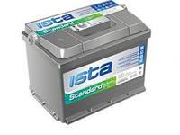 Автомобільний акумулятор Ista 6СТ-60 Aз Standard