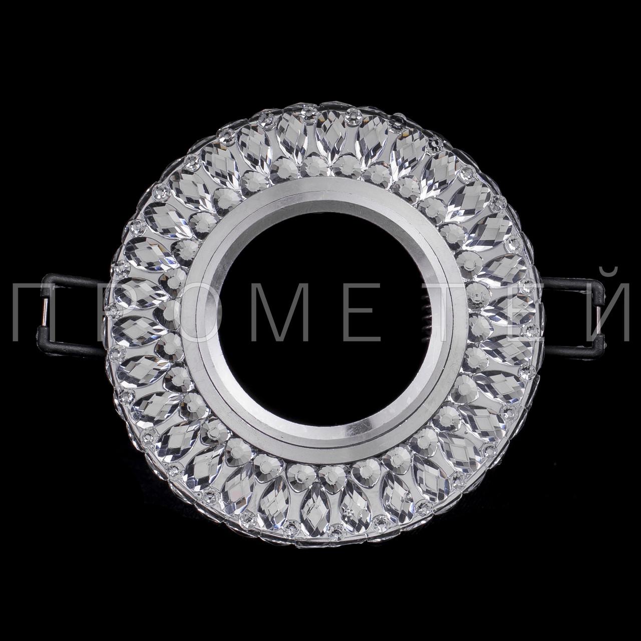 Точечный светильник Прометей с LED подсветкой MR16 P3-829