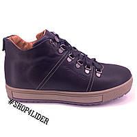 Зимняя обувь GS Fifteen Black