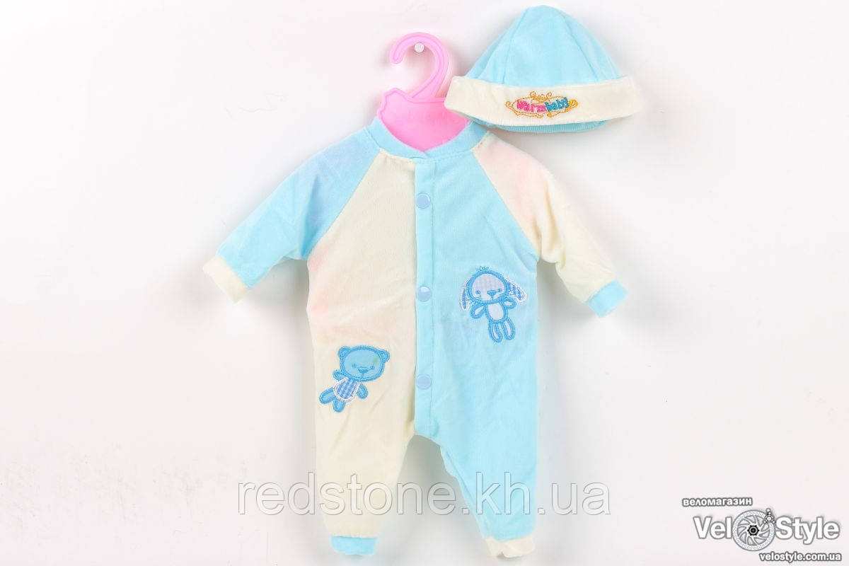 Одежда для пупсов Baby Born (Беби Борн) BJ-401A №2