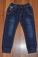 ДЖИНСОВЫЕ брюки- ДЖОГГЕРЫ для мальчиков ,.Размеры 98-128 см.Фирма GRACE.Венгрия