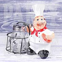 Подставка для соли и перца Повар
