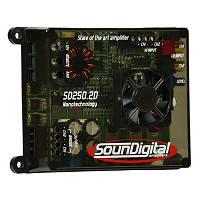 Автомобільний підсилювач SD250.2D