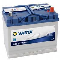 Автомобільний акумулятор Varta 6СТ-70 BLUE dynamic (E23)