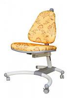 Детское кресло «Enlightening Chair» К-639 Golden, обивка золотистая