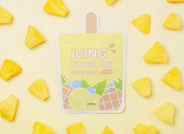 A'PIEU Icing Sweet Bar Sheet Mask Pineapple