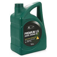 Масло Mobis Premium LS Diesel 5W-30 (6л.)