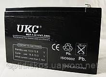 Акумулятор UKC 12V 7,2 Ah