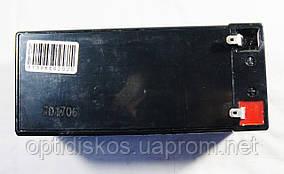 Аккумулятор UKC 12V 7,2Ah, фото 2