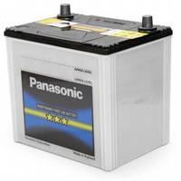 Автомобільний акумулятор Panasonic 6СТ-65 АзЕ N-75D23L-FS