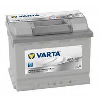 Автомобільний акумулятор Varta 6СТ-63 SILVER dynamic (D39)