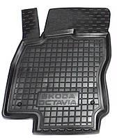 Водительский коврик для Skoda Octavia A7 с 2013-