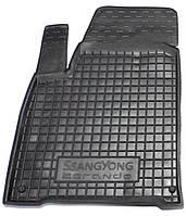 Водительский коврик для Ssang Yong Korando с 2010-