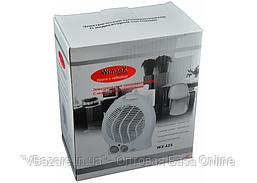 Тепловентилятор электрический Wimpex FAN HEATER WX-425, 2000 Вт