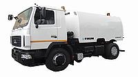 Подметально-уборочная машина МАЗ-5917С2-F10 FAUN (MA3-5340С2)