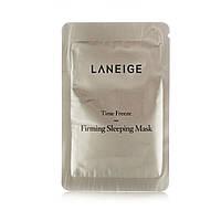 Омолаживающая маска для сна LANEIGE Time Freeze Firming Sleeping Mask 4 ml