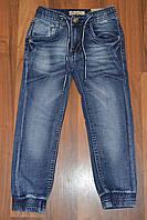 ДЖИНСОВЫЕ брюки ДЖОГГЕРЫ для мальчиков ,.Размеры 116-146 см.Фирма GRACE.Венгрия