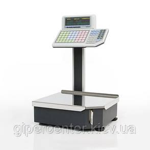 Весы торговые с печатью этикетки ШТРИХ-Принт 4.5 (2 Мб) до 15 кг, фото 2