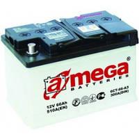 Автомобільний акумулятор A-mega 6СТ-100 Аз