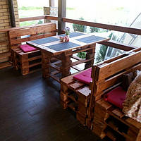 Столы, стулья, комплекты для кафе, баров, ресторанов, летних площадок