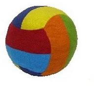 Мяч-мякиш Шалунишка диаметр 15 см
