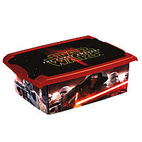 Ящик для хранения Black Space 10л