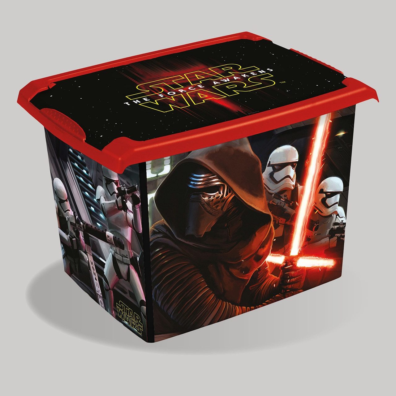 Ящик для хранения Black Space 20,5л