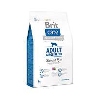 Brit Care L Adult с ягненком и рисом для собак 1кг