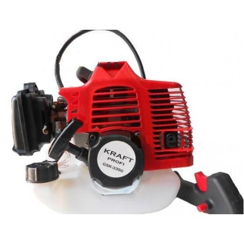 Мотокоса Craft GSK-3400 Professional (Двигун YAMAHA)