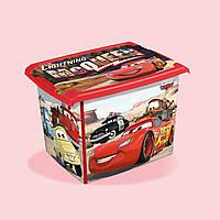 Ящик для хранения CARS 20,5л