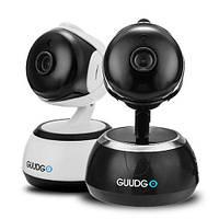 Wifi IP камера GUUDGO GD-SC02 720P 1.0 МП, ночное видение, двусторонняя связь, фото 1