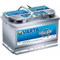 Автомобільний акумулятор Varta 6СТ-70 Silver Dynamic AGM (E39)
