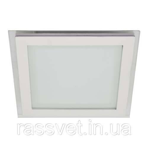 Світлодіодний світильник білий 12W