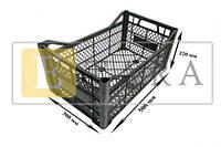Ящик пластиковый (грибы) размер 500*300*220мм рабочая высота 170мм