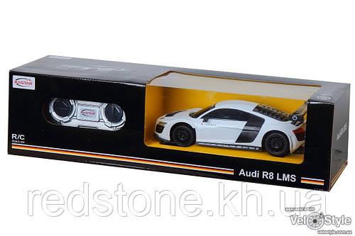 Машинка Audi R8 Rastar 1:24 р/у 46800